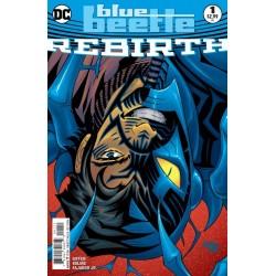 Blue Beetle - DC Rebirth - Volume 1