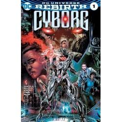 Cyborg - DC Universe Rebirth - Volume 1