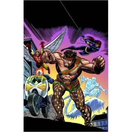 The Champions - Marvel - Volume 1