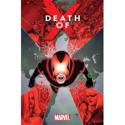 Death of X - Marvel - Volume 1