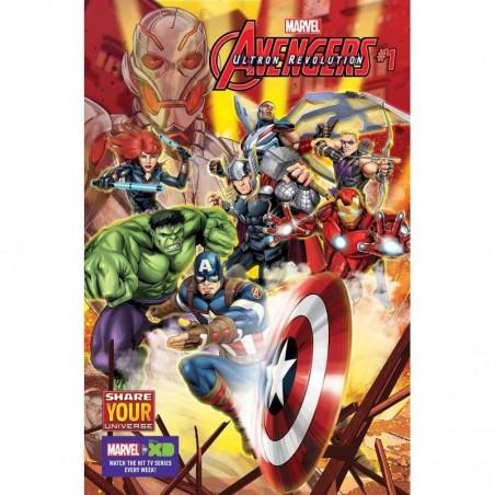 Avengers Ultron Revolution - Marvel - Volume 1