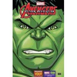 Avengers Ultron Revolution - Marvel - Volume 4