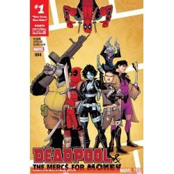 Deadpool The Mercs for Money - Marvel - Volume 4