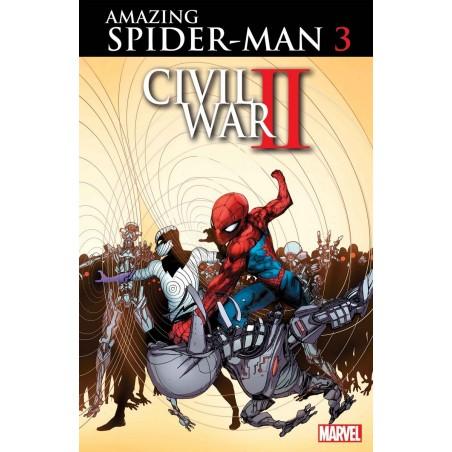 Amazing Spider-Man Civil War II - Marvel - Volume 3