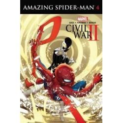 Amazing Spider-Man Civil War II - Marvel - Volume 4