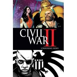Choosing Sides - Marvel Civil War II - Volume 5