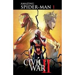 Amazing Spider-Man Civil War II - Marvel - Volume 1