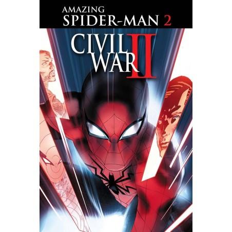 Amazing Spider-Man Civil War II - Marvel - Volume 2