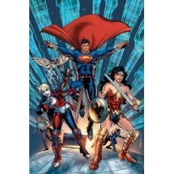New Talent Showcase - DC - Volume 1