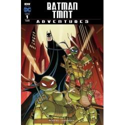 Batman TMNT Adventures - DC/IDW - Volume 1